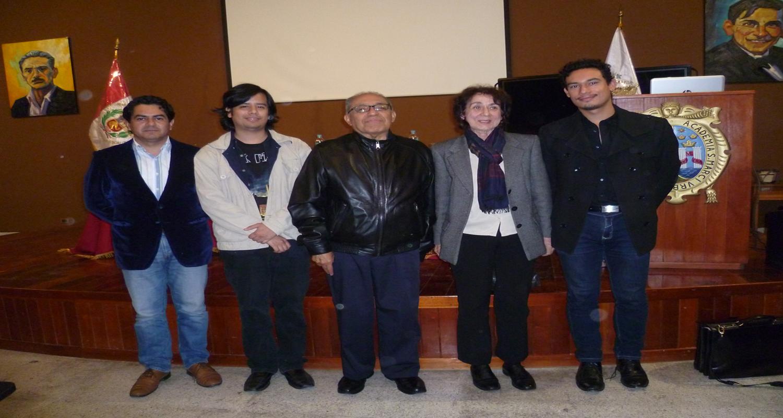 Konferensi Berbagai Akademisi Di Peru Berdiskusi Tentang Agama