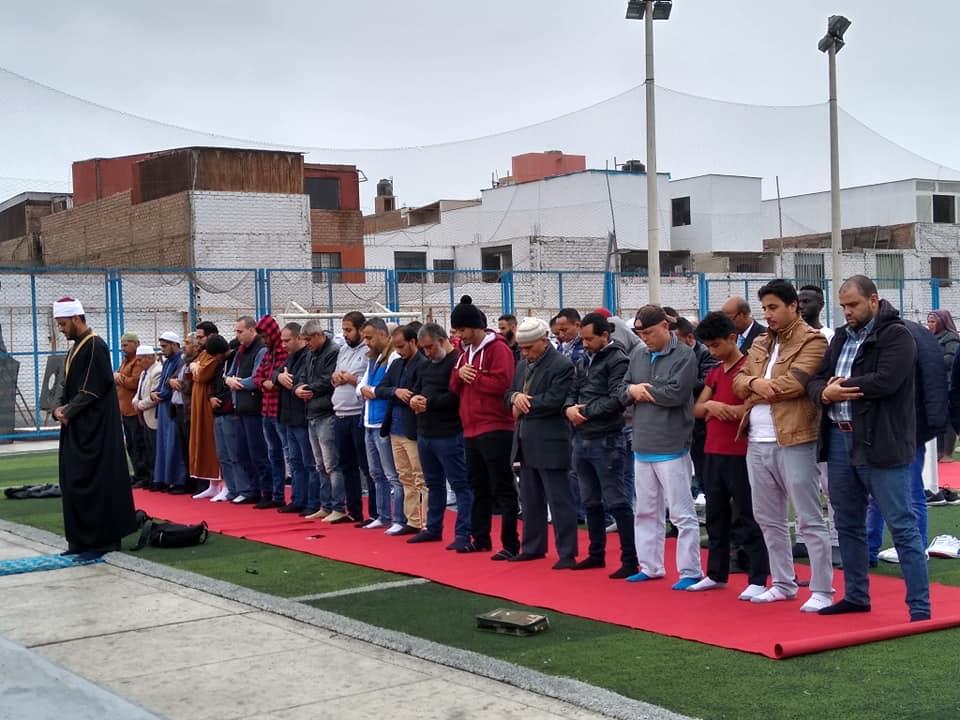 Kehidupan Damai Umat Beragama di Peru